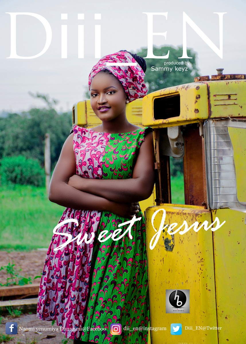 Diii_EN Sweet Jesus produced by Sammy Keyz