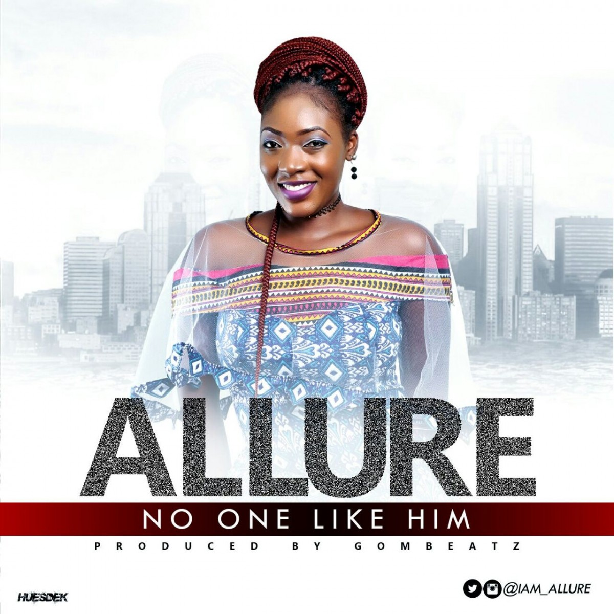 """Allure """"No One like you"""" -//press_release//"""
