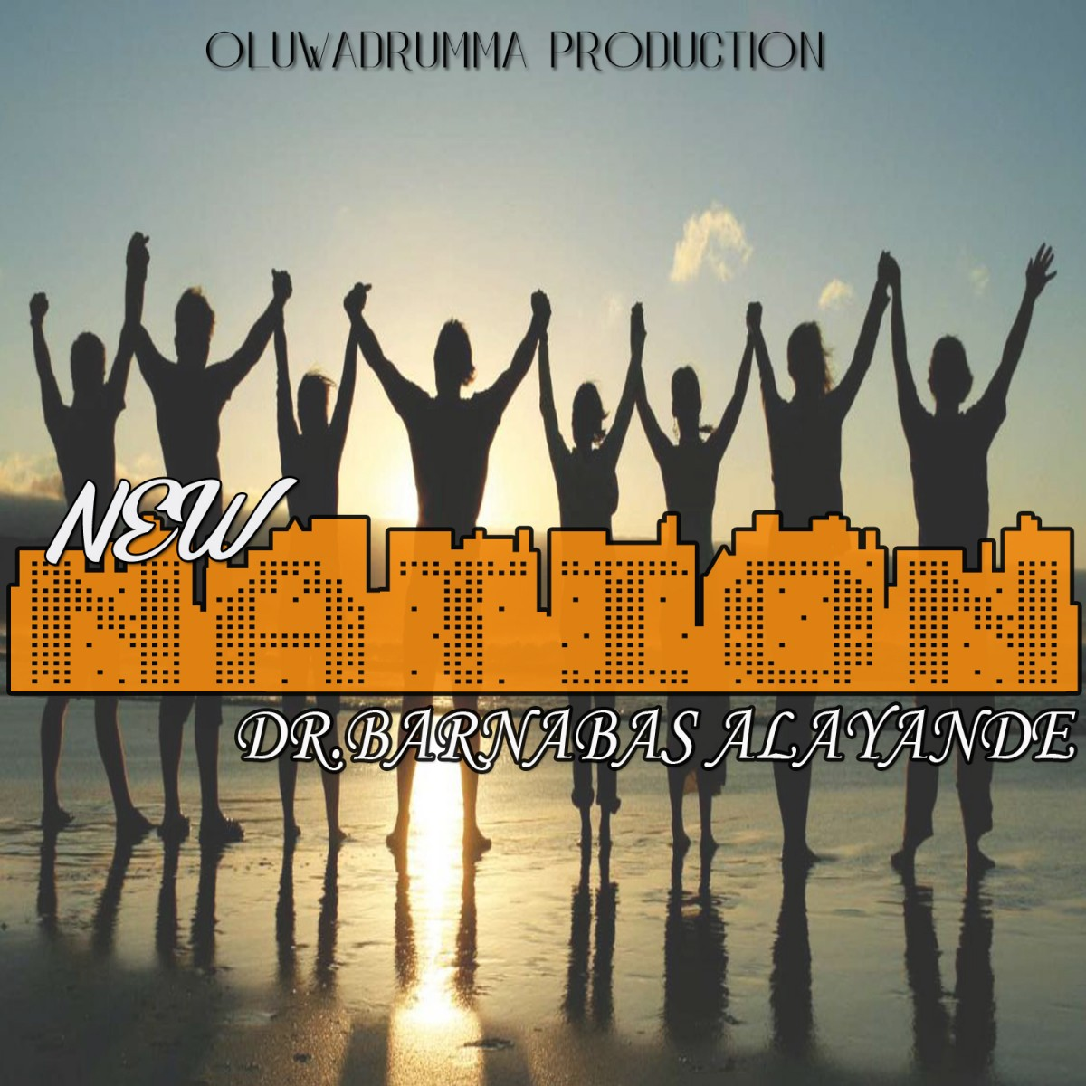 NEW NATION by Dr Barnabas Alayande