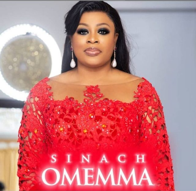 Lyrics + Audio: Omemma By Sinach Feat. Nolly
