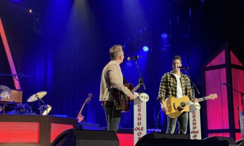 News: Chris Tomlin & Friends Perform At The Opry