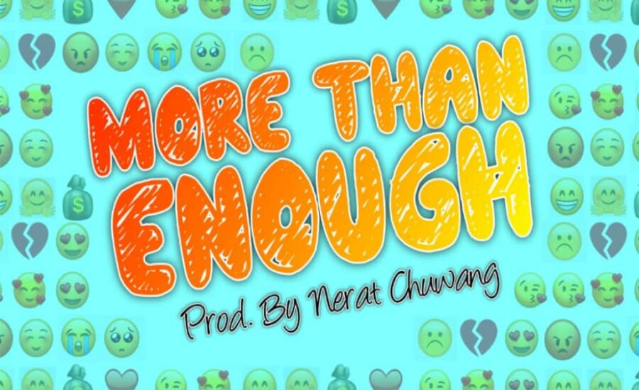 Music: Zic Music – More Than Enough