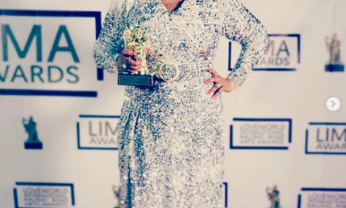 News: Sinach Wins At The 2020 LIMA Awards