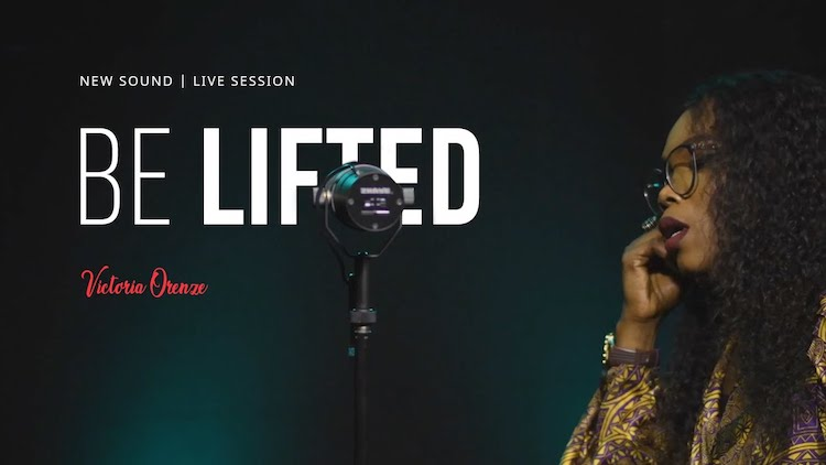 Music: Victoria Orenze – Be Lifted (Cover)