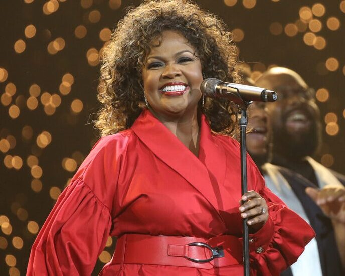 "News: CeCe Winans set to drop First Live Recording ""Believe For It"""