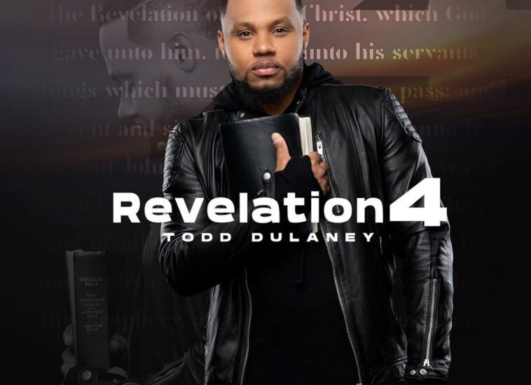 "Video: Todd Dulaney Releases Official Music Video For ""Revelation 4"""