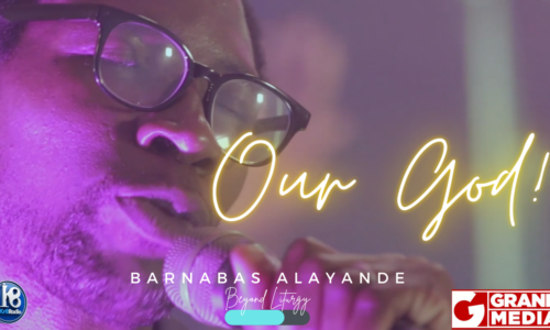 Our God – Barnabas Alayande